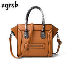 Women Ladies Shoulder Bag Brand Large  Leather Designer Handbags High Quality Crossbody Bags Red Business Bags Bolsos Mujer