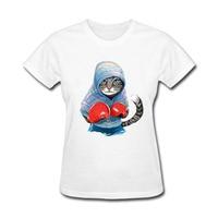 T-Shirt-Women-Summer-Kawaii-T-Shirts-Boxinger-Cat-Fashion-3D-Print-Cotton-T-Shirt-Girl-Clothing-1