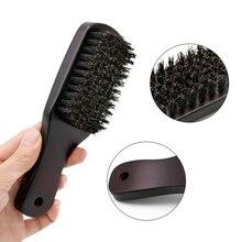 Mustache Brush Wood Handle…