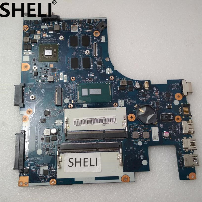 SHELI For Lenovo G40-80 Motherboard with I5-5200U ACLU3 ACLU4 NM-A361 5B20H12572SHELI For Lenovo G40-80 Motherboard with I5-5200U ACLU3 ACLU4 NM-A361 5B20H12572