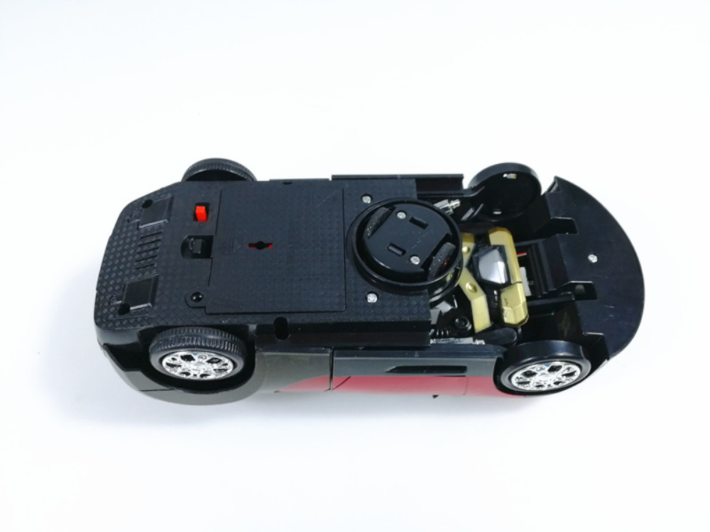 Electronic Transformer Robot Toy Car 12