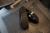 WENDYWU 2017 primavera outono menino moda marca pérola loafer mocassim para o bebé da criança plana pu couro slip-on chiildren