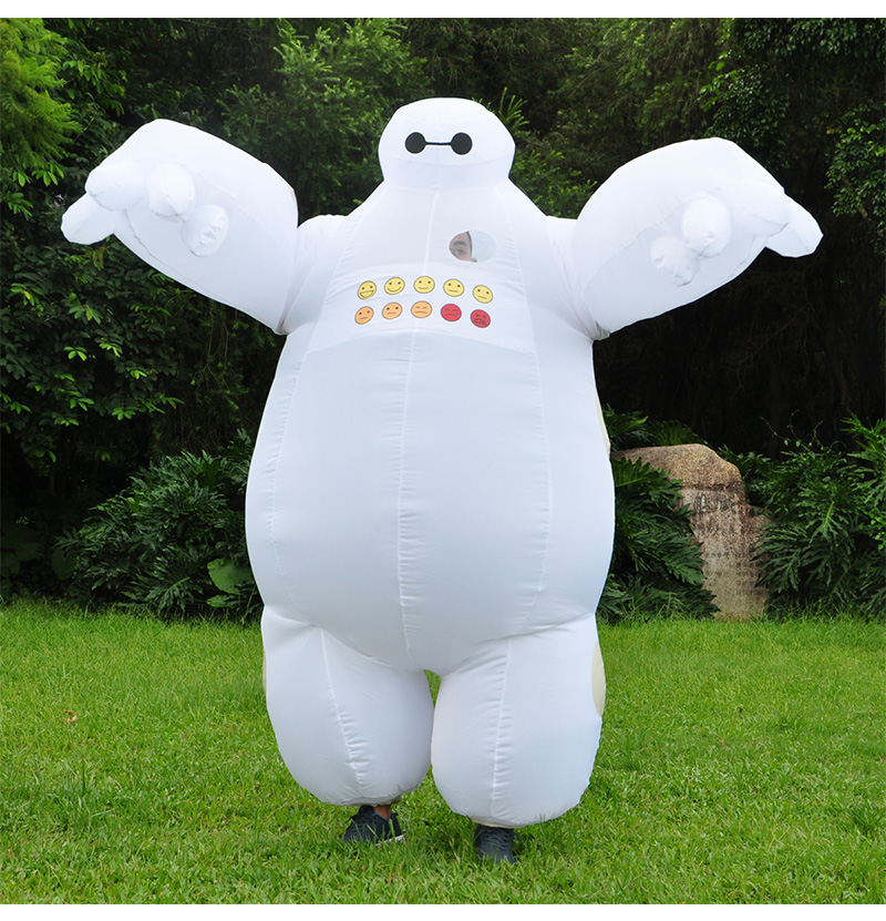 baymax inflatable cosotume_10