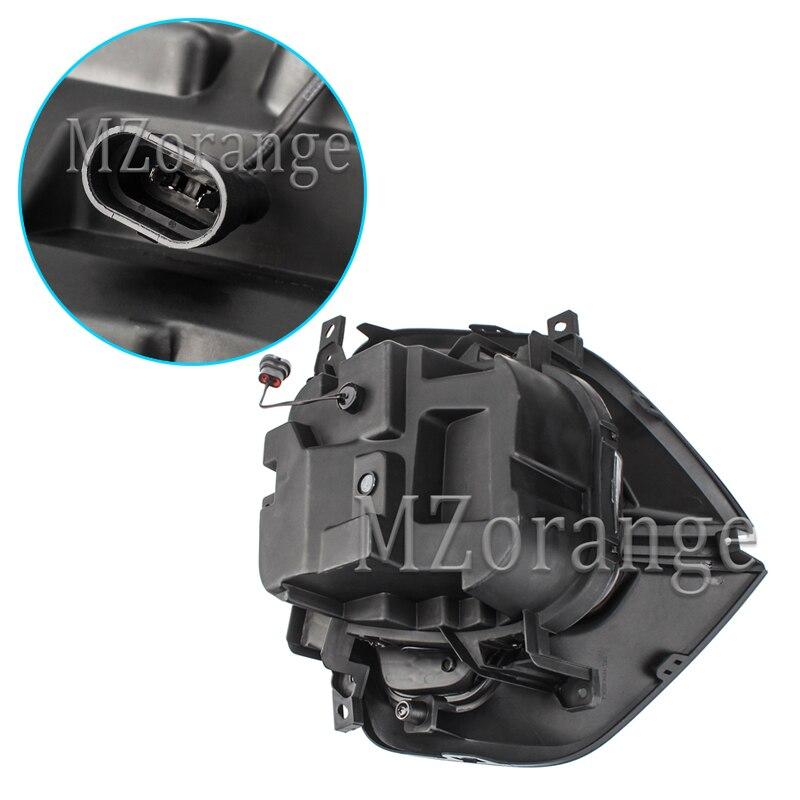 MZORANGE 2 pièces pour Kia sportage KX5 2019 feux diurnes DRL LED feux de jour avant pare chocs tête antibrouillard blanc voiture style - 5