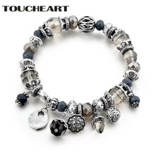 Toucheart хит продаж браслет и браслеты подвески для женщин