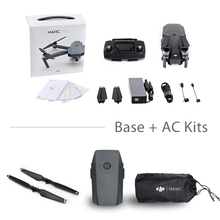DJI Mavic Pro/ Fly More Combo Quadcopter 4K HD Camera 3 Axis Gimbal 7 KM  Recording Remote Control 12 Channels Cameria Drones