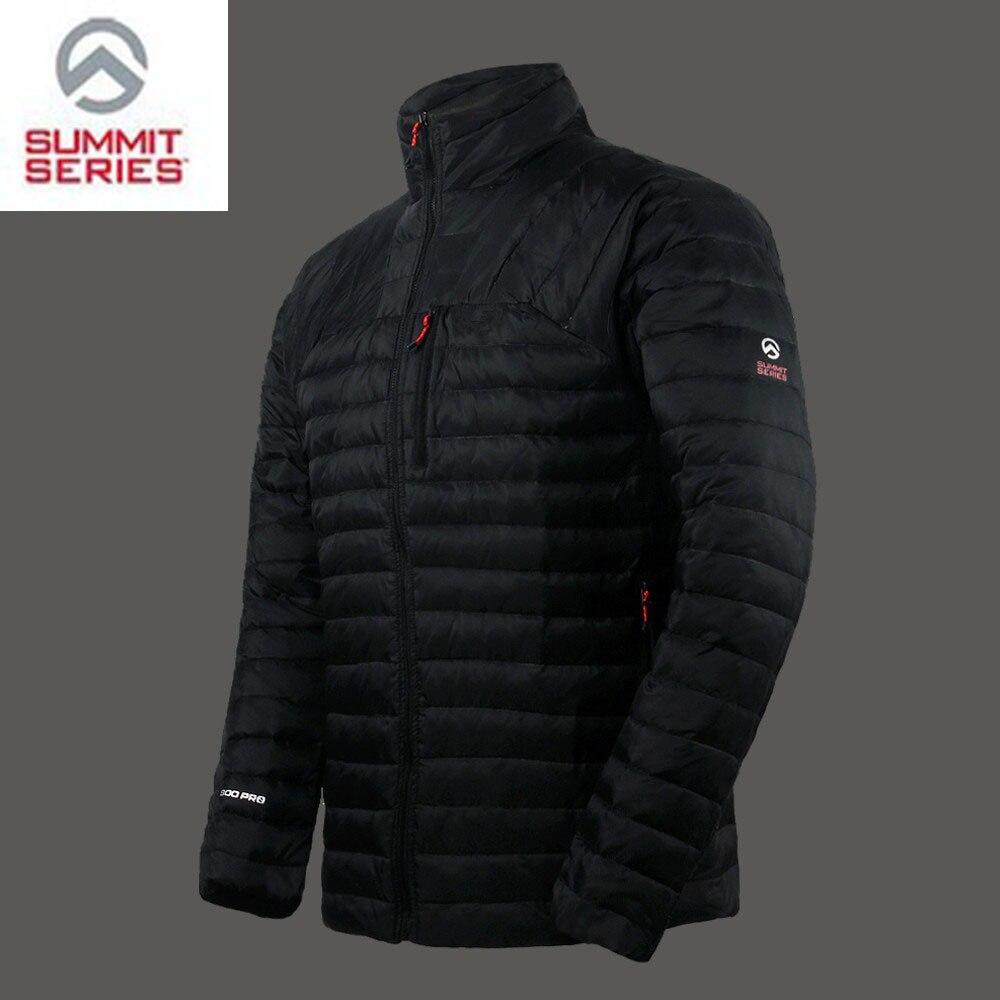 7f16f0526 NEW brand Summit Series man down jacket outwear light thin duck down ...
