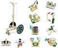 9 estilos niños ciencia juguetes diy puzzle montado modelo de escuela de enseñanza científica experimento herramienta de juguetes educativos para niños