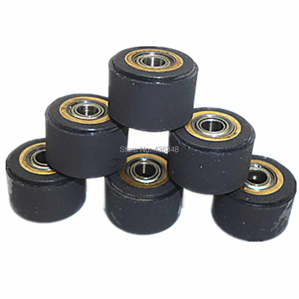 2pcs Pinch Roller 4x11x16mm for Roland Vinyl Cutting Cutter Plotter Wheel Bearin