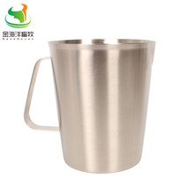 Stainless Steel Measuring Cup,500/1000/2000ml Cup