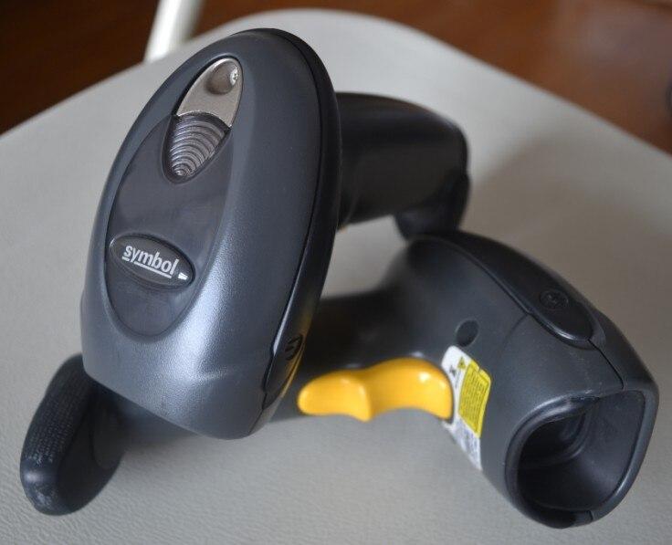 Используется для символ ls4208 сканера штриховых кодов 1D лазерный сканер, 100% тестирование хорошо