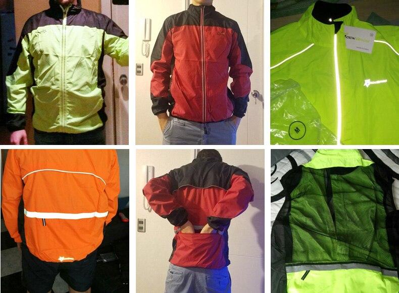 bicycle jacket