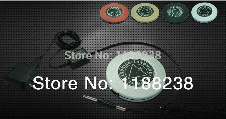 Zalecane Nowy Kolorowe Plastikowe Landmine Przełącznik Nożny
