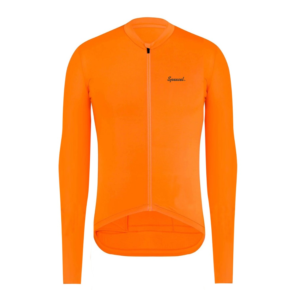 SPEXCEL 2019 Cycling <font><b>Jersey</b></font> Men women Pro Team Lightweight long Sleeve road mtb <font><b>Bike</b></font> <font><b>Jersey</b></font> Seamless Process <font><b>Custom</b></font> Bicycle wear image