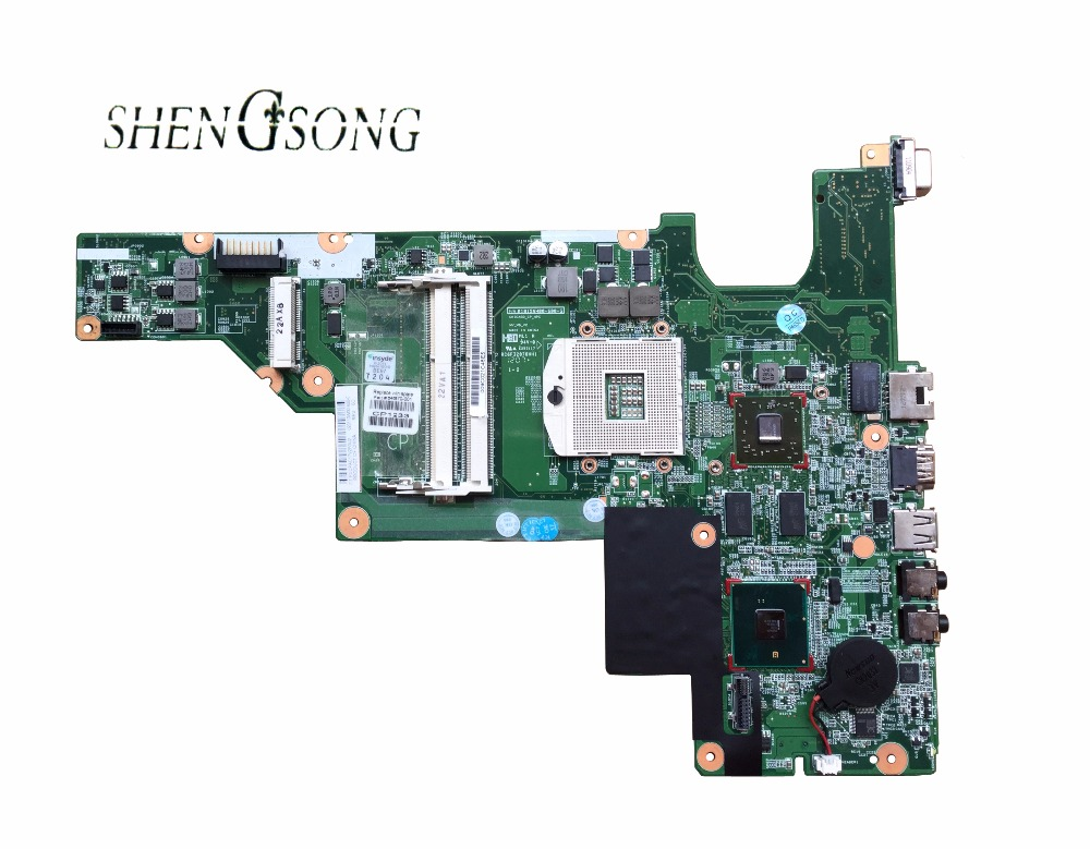 646670-001 Free Shipping Laptop motherboard for HP CQ431 431 631 motherboard 646670-001 fully tested free shipping for hp 642754 001 8460p laptop motherboard 642754 001 8460p with fully tested and warranty