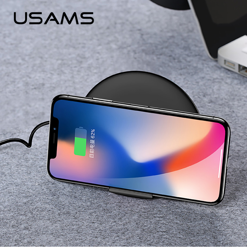 Qi Wireless Charger Mobile Phone holder Charger
