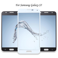 100 Tested For Samsung Galaxy S5 G900 SM G900F I9600 LCD Display Touch Screen Mobile Phone