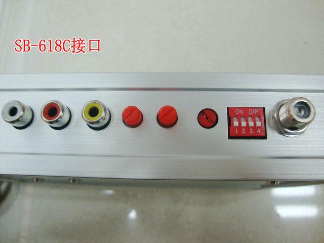RF converter AV to RF Support Multi-Standard PAL / NTSC / CECAM  220v 50hz CCTV tejinder pal singh rf mems a technological aspect