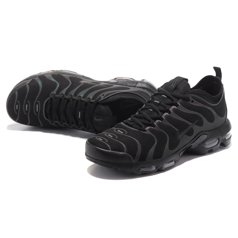 d3503e5a9b Original NIKE AIR MAX PLUS TN ULTRA Men's Running Shoes, Black, Wear  resistant Shock absorbing Breathable Non slip 898015 002-in Running Shoes  from Sports ...