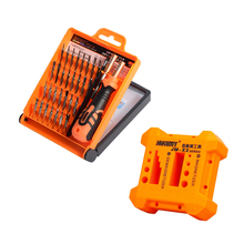 JAKEMY 32 in1 Multifunctional Precision Screwdriver Set + Magnetizer Demagnetizer Tool For iPhone Laptop  Repair Tools Kit Set