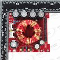 12V to +-45V 500W power supply Board for Amplifier in Car 3300UF/50V*4
