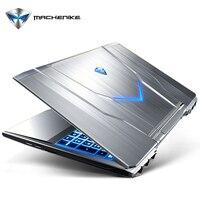 Machenike F117 F6K 15 6 FHD Gaming Laptop RGB Backlit Keyboard Notebook I7 7700HQ GTX1060 6GB