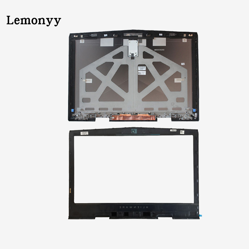 NEW laptop LCD TOP cover/ LCD Front bezel for DELL Tobii alienware 17 R4 0PN5XV 05GVP2 A and B shell