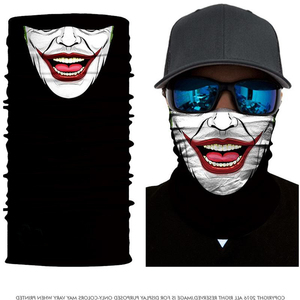 Funny 3D Motorcycle masks men'