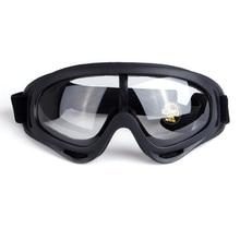 Защитные очки ветрозащитные противотуманные тактические очки поляризационные уличные очки UV400 очки