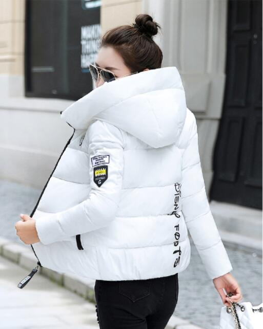 Winter   Parkas   women 2018 Autumn Plus Size 5XL Coat Jacket Hooded Thick warm Short Outerwear Female Slim Cotton Padded Basic Top