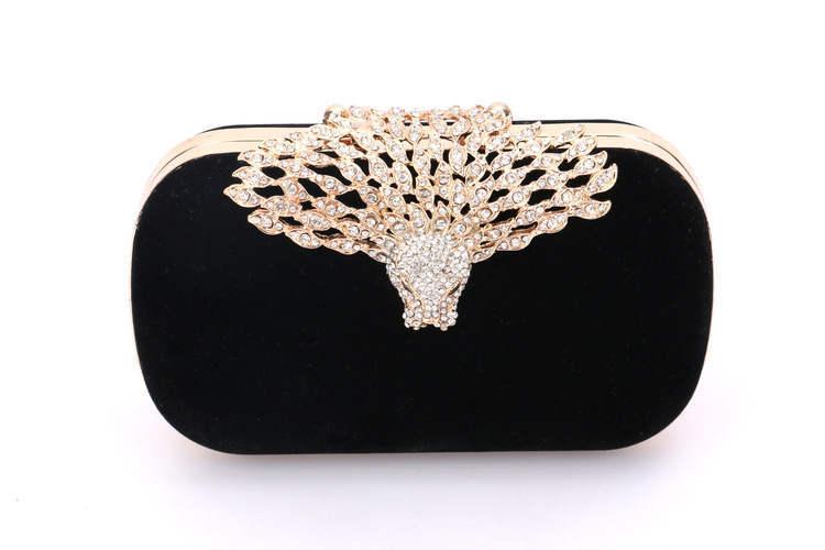 Online Get Cheap Women Elegant Black Clutch Bags -Aliexpress.com ...