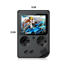 168 Games Classic Retro Handheld Game Console Player TV Out for Children Family Gift