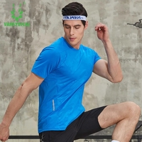 T Shirt Running Men Designer Quick Dry T Shirts Running Slim Fit Tops Tees Sport Men 's Fitness Gym T Shirts Muscle Tee