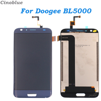 For Doogee BL5000 LCD Display Touch Screen Digitizer High Quality Phone Parts For Doogee BL5000 LCD