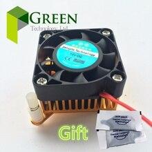 Новый 5 в 12 В 24 В 4010 вентилятор видеокарты вентилятор с радиатором кулер 40 мм 40x40x10 мм 4010 Вентилятор охлаждения 2pin