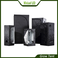 Grow Tent With Light For Indoor Hydroponics Greenhouse Plant Lighting Tents 80 100 120 150 240