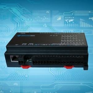 Image 3 - 8DO Ngõ ra rờ Le 8DI chuyển đổi đầu vào RJ45 cổng TCP Ethernet IO Mô đun Modbus Bộ điều khiển