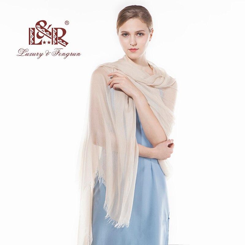 2018 Luxury Brand Women Silk Scarf Foulard Modal Chiffon Hijab Kvinna - Kläder tillbehör - Foto 2