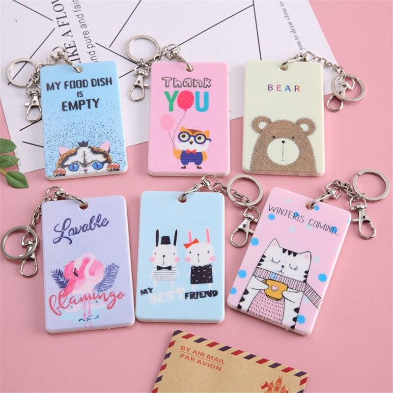 hnxzxb new fashion leisure card clip creative cartoon cute