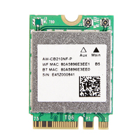 Fenvi Broadcom BCM94356Z Dual Band 867Mbps NGFF WiFi Wireless Adapter Network Card Bluetooth 4 0 802