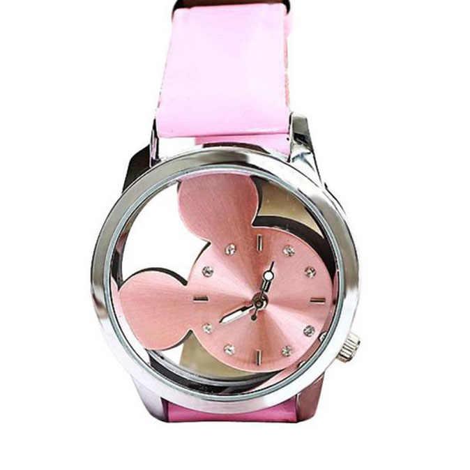 2017 Relogio Feminino נשים אנלוגי קוורץ חיוג שעה שעון זמן דיגיטלי שעונים שעוני יד עור Reloj Mujer מקרה עגול ליידי מתנות