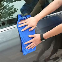10Pcs Home Useful High Quality Soft Microfiber Cleaning Towel Car Auto Wash Dry Clean Polish Cloth