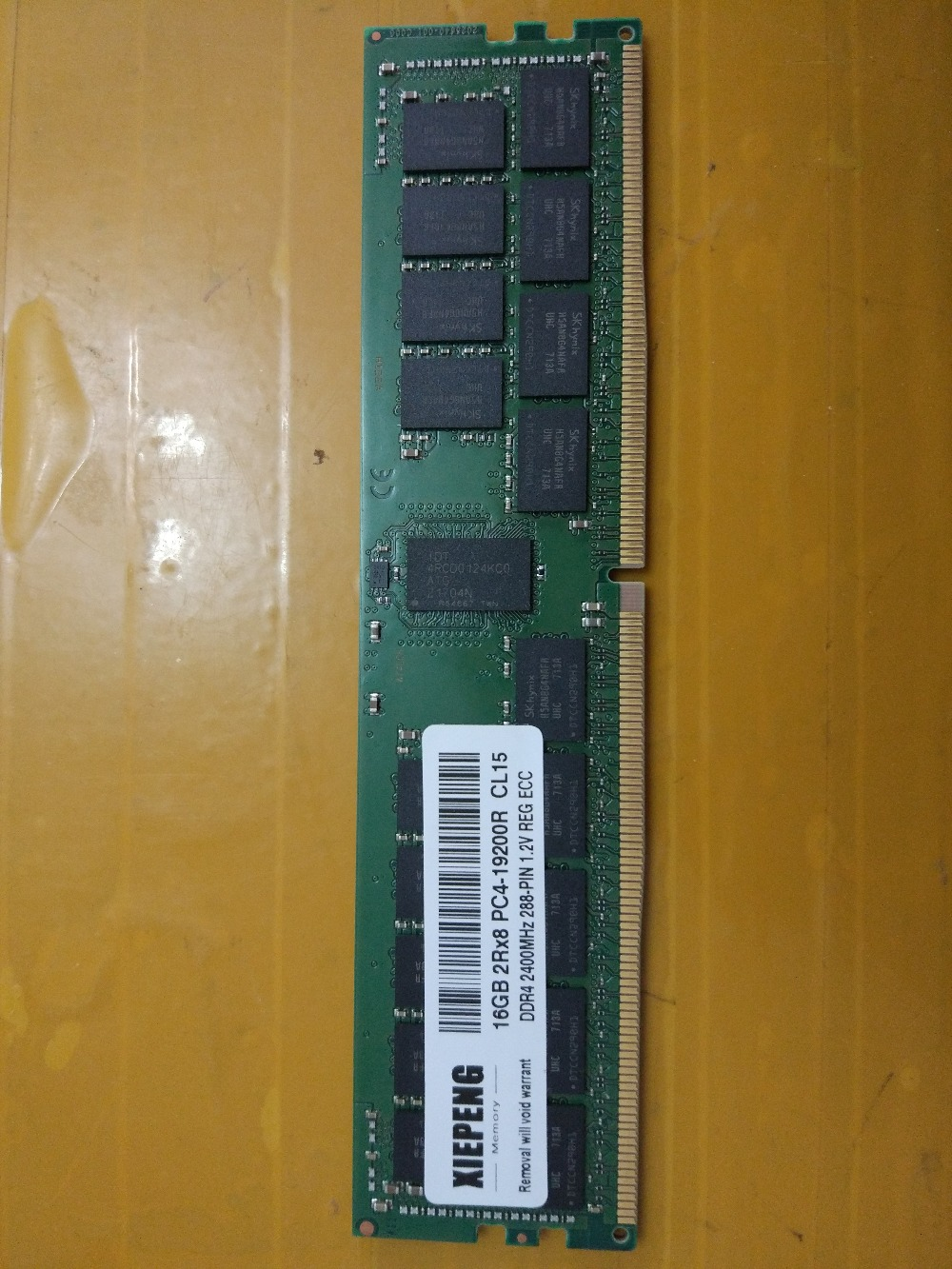 Texnite 713985-S21 2 x 16GB G8 G8 WS460c SL4540 Dual Rank x4 PC3L-12800R Registered CAS-11 Low Voltage Memory Kit for HP Proliant DL360p G8 DL 580 DDR3-1600 32GB G8 G8 SL270s