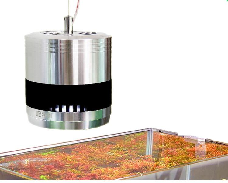 50 W 70 W Niteli zbiornik na wodę lampa LED światła wodoodporna akwarium trawa butla mały rama lampy pełne spektrum lampa oświetleniowa w Filtry i akcesoria od Dom i ogród na  Grupa 1
