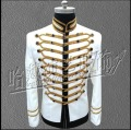 HOT New Men suit coat star ABC singer stage costumes clothing MJ Michael Jackson concert formal dress Bar nightclub jacket