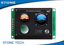 3.5 intelligent TFT-LCD monitor for Anesthesia machine, Respirator, Microwave bistouries, Laser hairdressing equipment etc.