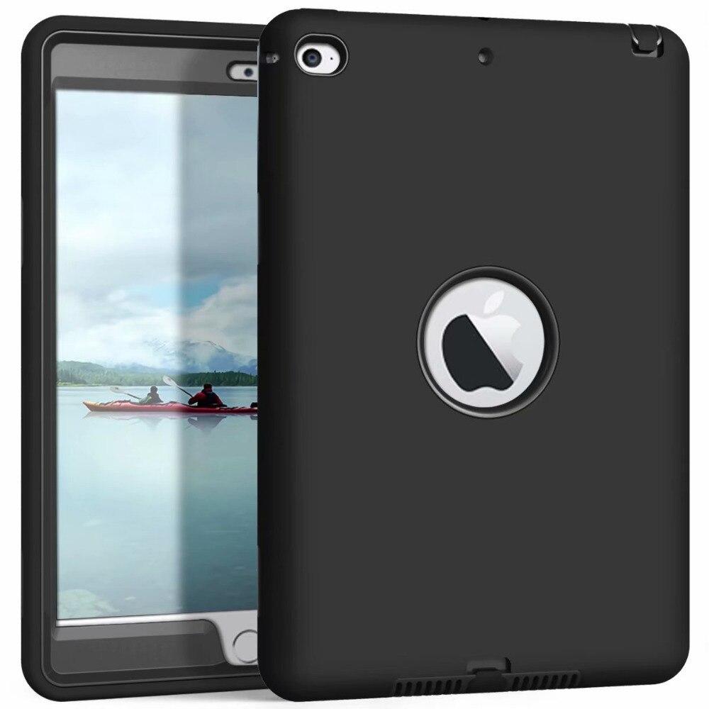Shockproof Tough Hybrid Armor Drop Protection Case Cover For Ipad Mini 5 2019/iPad Mini 4