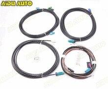 AIDUAUTO harnais de câbles pour caméra arrière, modèle pour MQB, VW Skoda Seat TIGUAN MK2 PASSAT B8 CC 360