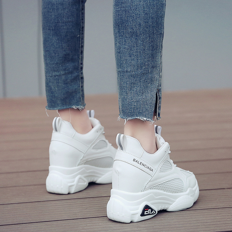 Spring and Autumn Fashion Comfort Shoes weiwei Womens Casual Shoes