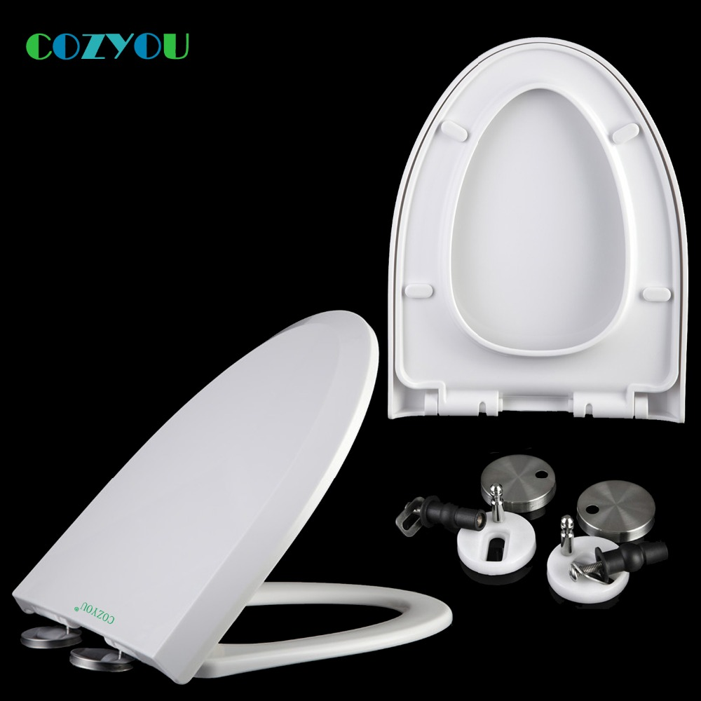 COZYOU Toilet seat PP V shape soft Close two button Quick Release Length 460mm to 495mm,width 360mm to 375mm GBP17252SVCOZYOU Toilet seat PP V shape soft Close two button Quick Release Length 460mm to 495mm,width 360mm to 375mm GBP17252SV
